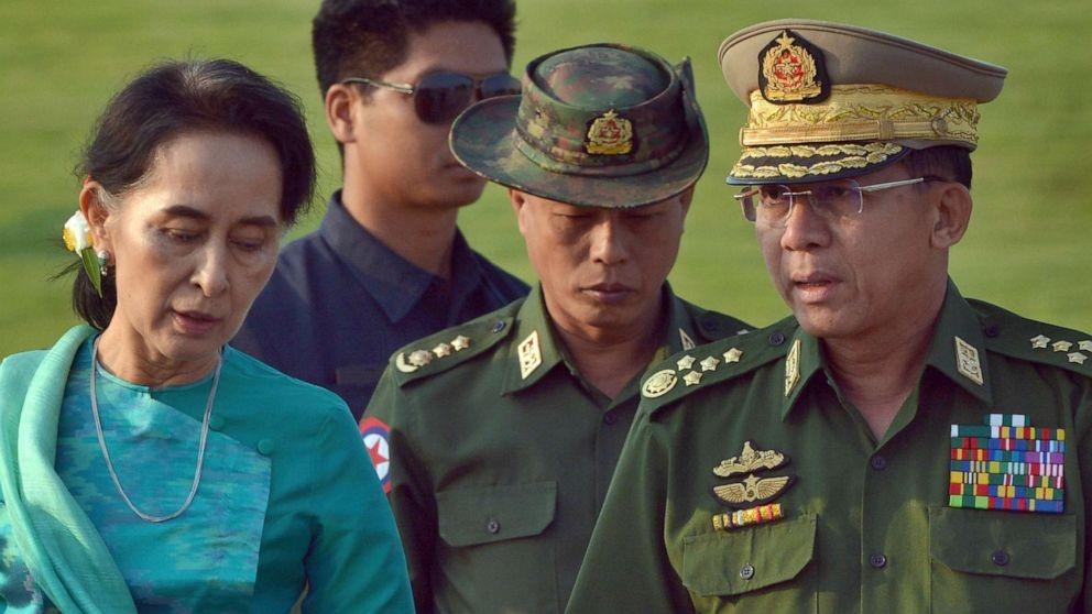 軍事 政権 ミャンマー ミャンマー軍事政権の狙いは きのう最多114人死亡 テレ朝news